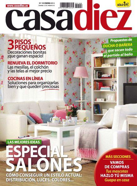 Download casa diez n 199 enero 2014 pdf magazine for Casa diez elle