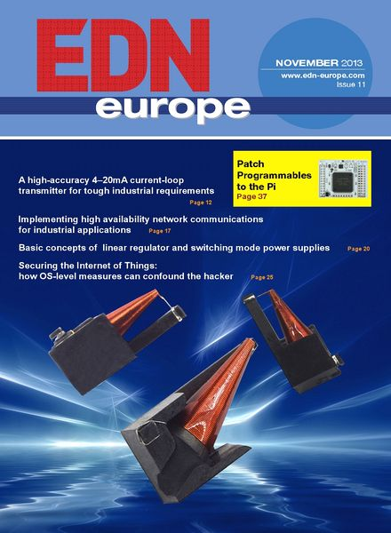 Download edn europe november 2013 pdf magazine for Europe in november