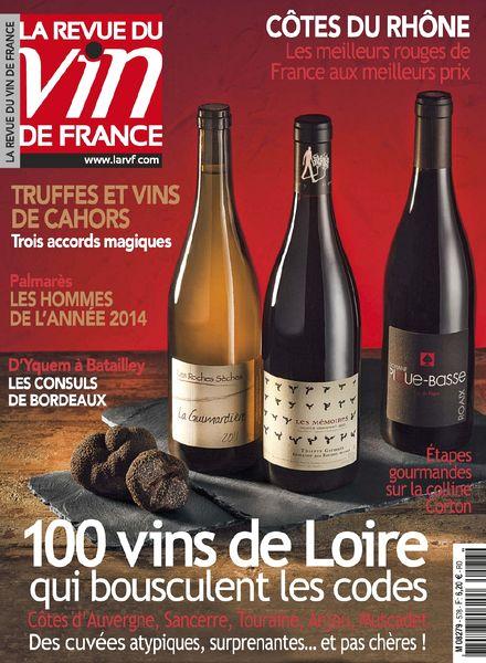 Download la revue du vin de france n 578 fevrier 2014 for Revue vin de france