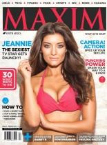 Maxim South Africa - February 2014