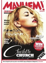 Mayhem! Issue 20, September 2013