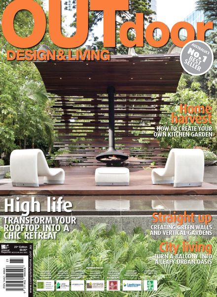 Download outdoor design living magazine 23rd edition for Outdoor living magazine