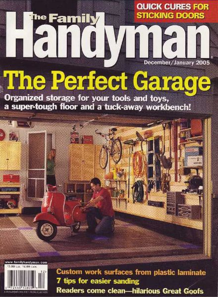 Download The Family Handyman 454 2004 12 Pdf Magazine