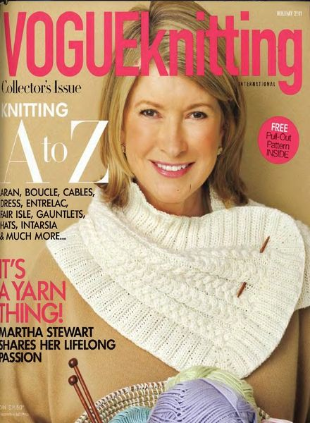 Knitting Vogue 2014 : Download vogue knitting holiday pdf magazine