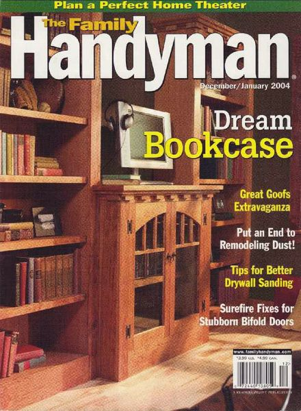 Download The Family Handyman 444 2003 12 Pdf Magazine