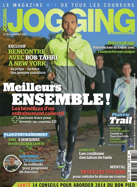 Jogging International N 351 - Janvier 2014