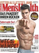 Men's Health Germany - Februar 2014