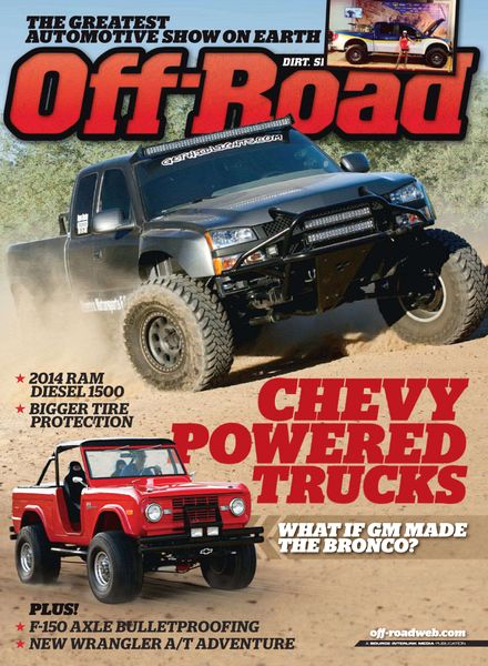 Off-Road - March 2014