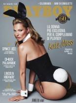 Playboy Italia - December 2013 - January 2014