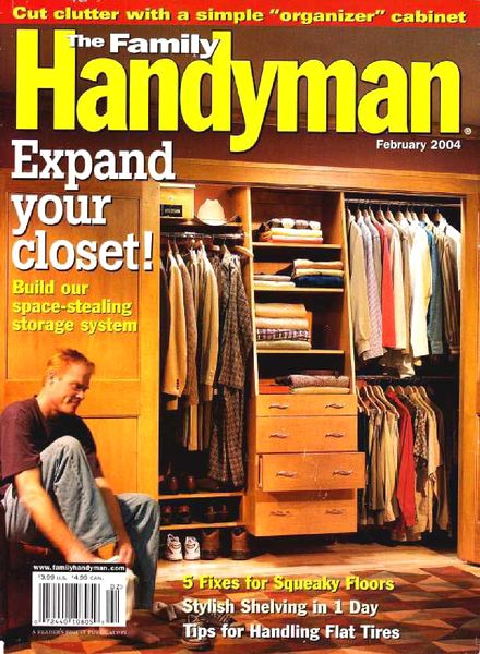 Download The Family Handyman 445 2004 02 Pdf Magazine