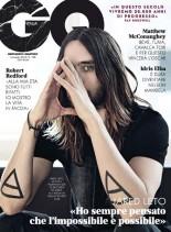 GQ Italia - Gennaio 2014