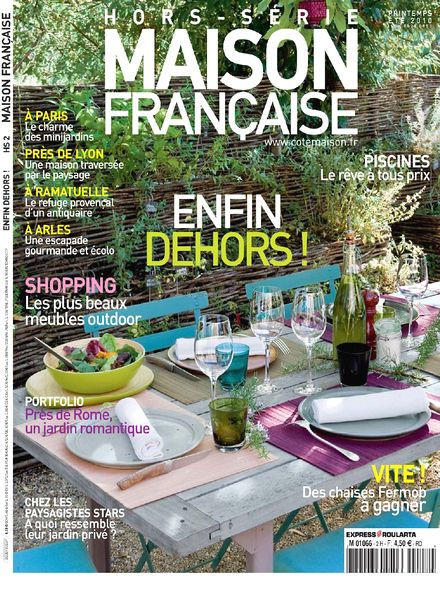 download maison francaise hors 30 pdf magazine. Black Bedroom Furniture Sets. Home Design Ideas
