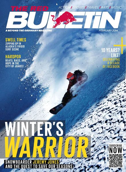 The Red Bulletin USA – February 2014