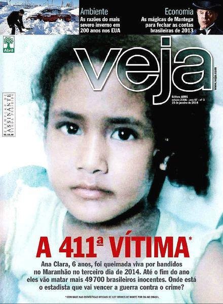 Revista Veja - 15 de janeiro de 2014