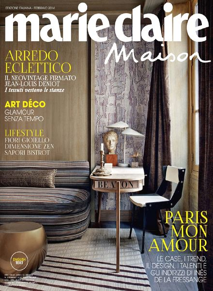 download marie claire maison italia febbraio 2014 pdf magazine. Black Bedroom Furniture Sets. Home Design Ideas