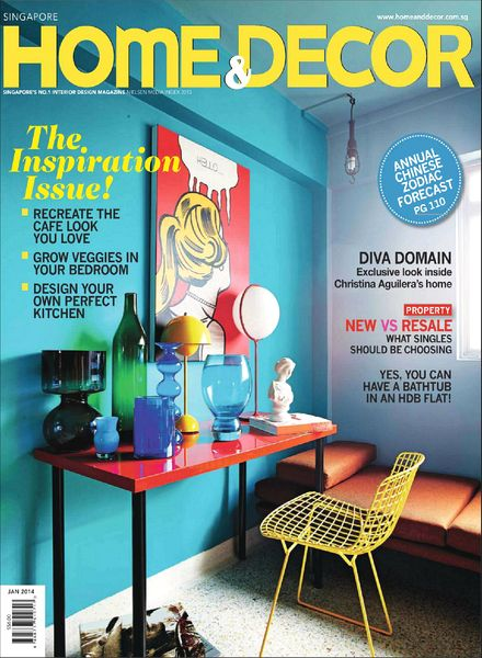 Download home decor singapore january 2014 pdf magazine for Home decorations for january