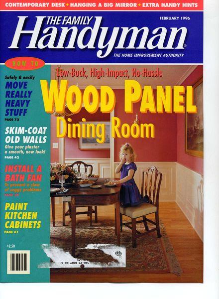Download The Family Handyman 365 1996 02 Pdf Magazine