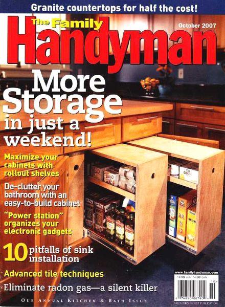 The Family Handyman Magazine Pdf Betfreeware