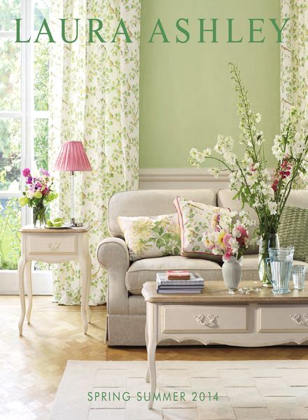 Download Laura Ashley Spring Summer 2014 PDF Magazine
