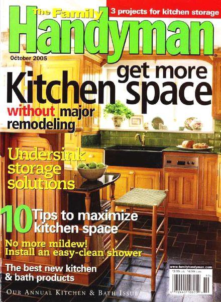 Download The Family Handyman 462 2005 10 Pdf Magazine