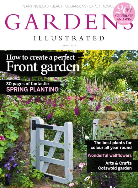 Download Gardens Illustrated Magazine April 2013 PDF