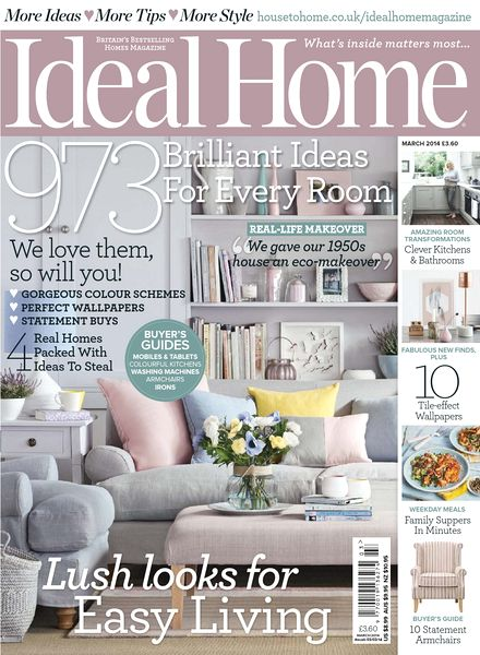 download ideal home magazine march 2014 pdf magazine
