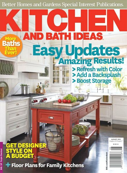 Download kitchen and bath ideas august 2012 pdf magazine Queensland kitchen and bathroom design magazine