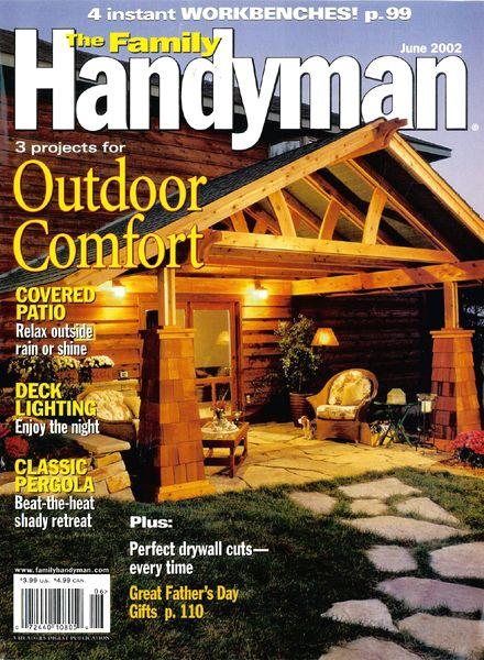 Download The Family Handyman 429 2002 06 Pdf Magazine