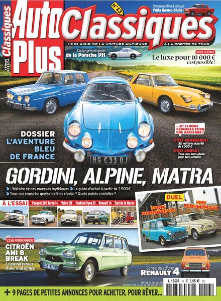 download auto plus classiques n 13 fevrier mars 2014 pdf magazine. Black Bedroom Furniture Sets. Home Design Ideas