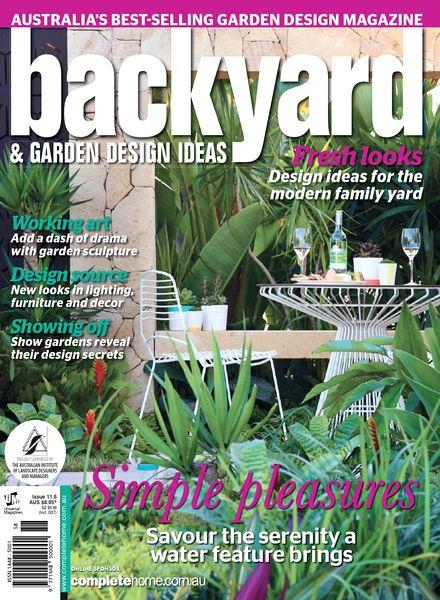 Download Backyard & Garden Design Ideas Magazine Issue 11 ...