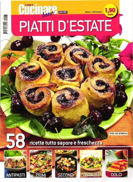Download cucinare bene piatti d estate pdf magazine for Cucinare estate