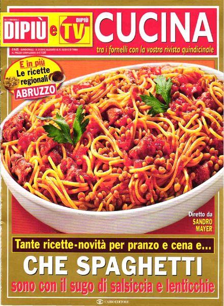 Download Di Piu Tv Cucina N 21 20 Ottobre 2012 Pdf Magazine