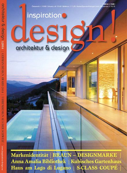 Download inspiration design architektur design for Architektur magazin