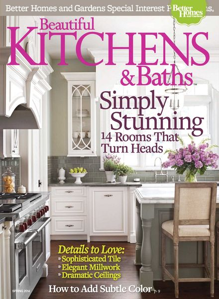 Download Kitchens Baths Spring 2014 PDF Magazine