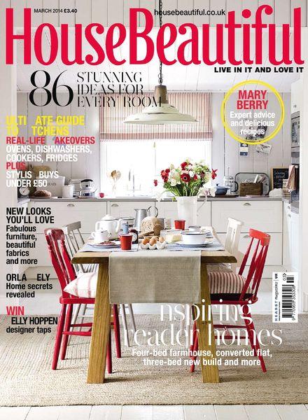Download House Beautiful Uk March 2014 Pdf Magazine