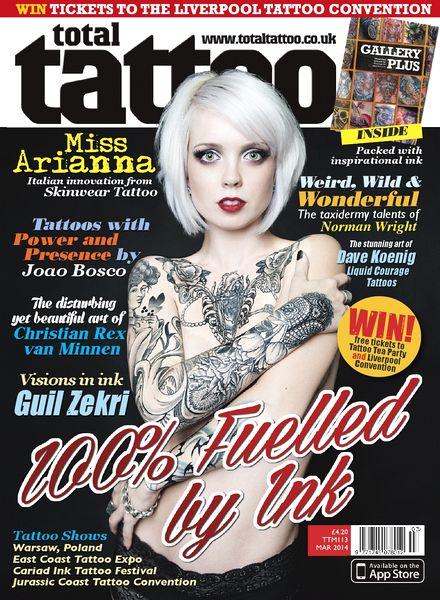 Download Total Tattoo Magazine - March 2014 - PDF Magazine