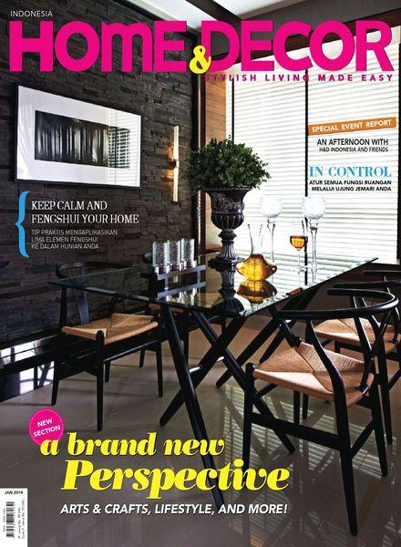 Download Home Decor Indonesia January 2014 Pdf Magazine