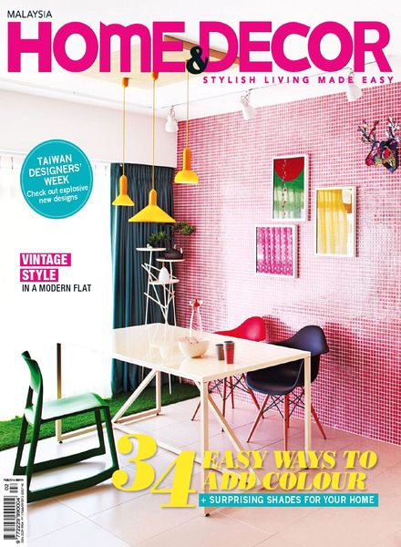 Download home decor malaysia february 2014 pdf magazine for Home decor 2018 malaysia