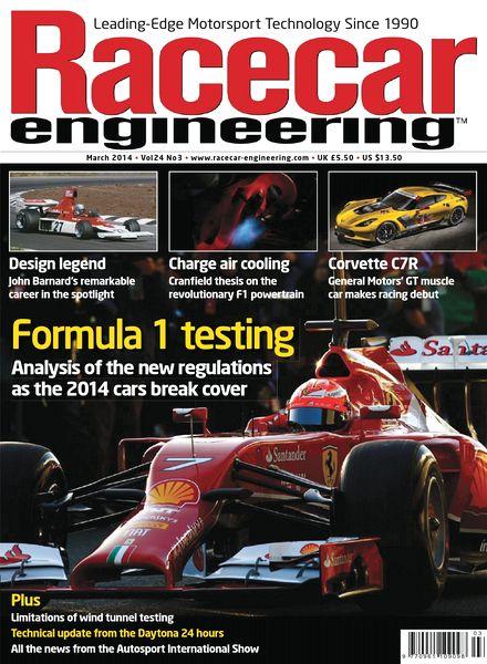 racecar engineering and mechanics pdf