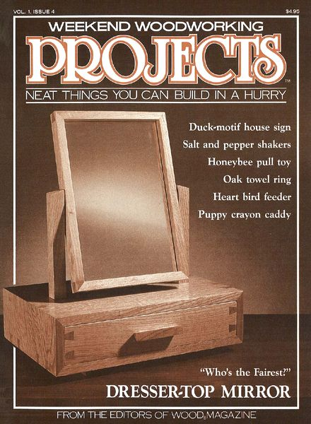 Weekend Woodworking Projects Magazine Download ...