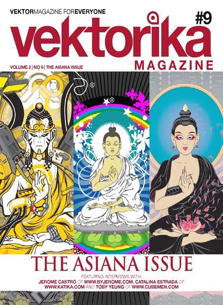 Vektorika magazine