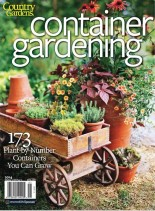 Better Homes and Gardens Container Gardening 2014