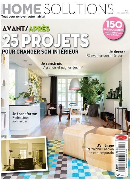 Download home solutions magazine n 21 25 projets pour for Magazine interieur