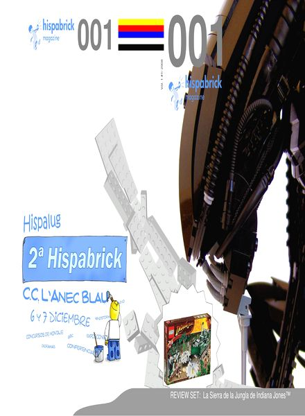 Download Hispabrick Magazine Spanish 001 - PDF Magazine