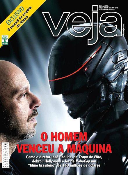 Revista Veja - 5 de fevereiro de 2014