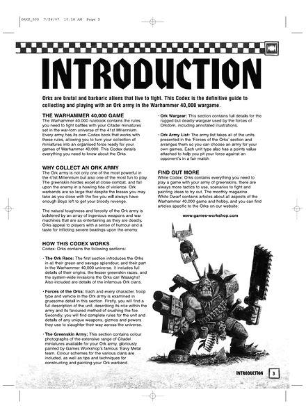 Codex - Tyranids /tg/ edition - 1d4chan