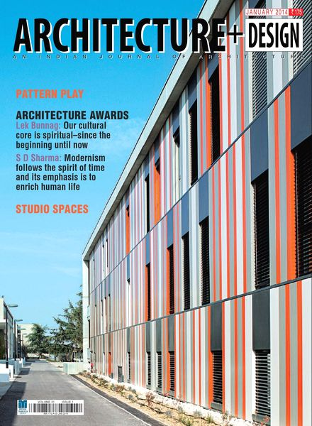 download architecture design magazine january 2014