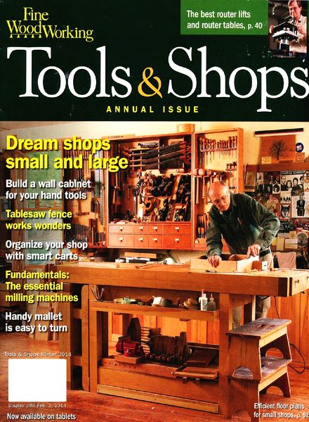 Fine Woodworking Tools & Shops – Winter 2013 (237)