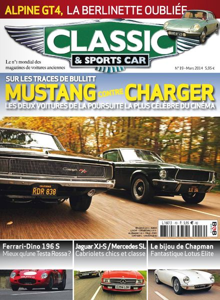 download classic sports car france mars 2014 pdf magazine. Black Bedroom Furniture Sets. Home Design Ideas