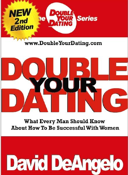 double your dating deangelo Q&a for david deangelo's double your dating ebook now that you know what i learned while reading double your dating for the first time and again five years later, you probably have a bunch of questions i know you do i had the same questions five years ago and because my brain is a sieve, i had them again after testing the product for this review.